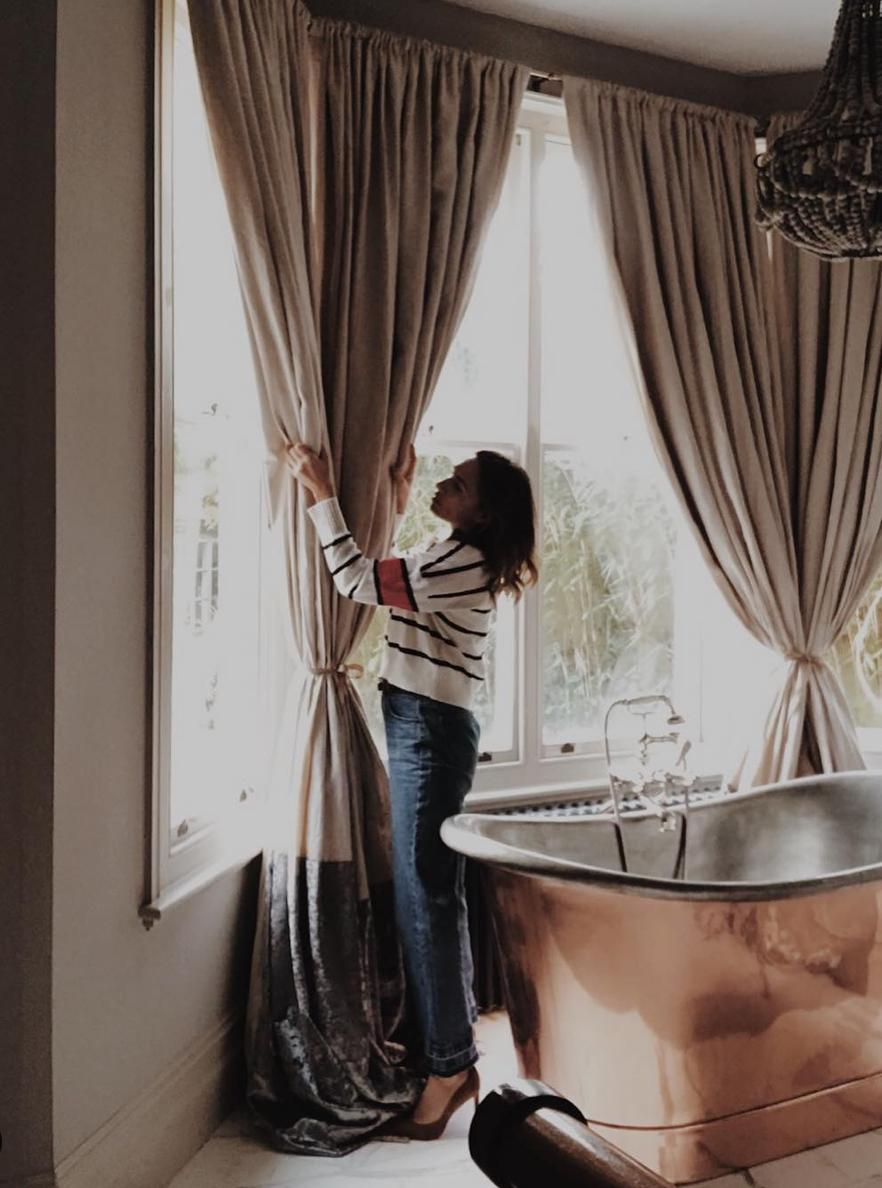 Claire Wood-Woolley bedroom designing